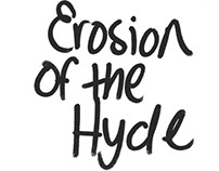 Erosion of the Hyde 2012