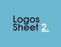 Logos Sheet 2.