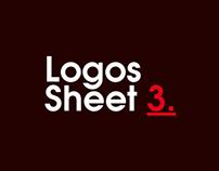 Logos Sheet 3.