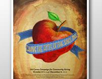 UA Cares Poster