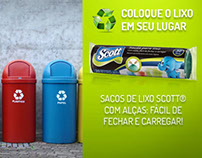 Pitch Kimberly Clark® Brazil SCOTT® SM Content