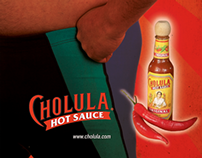 Hot sauce | Cholula