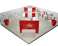 Illy stand