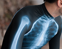 X-Ray cycling apparel
