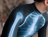 X-Ray cycling apparel