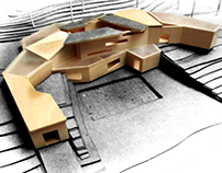 Archaeology Center, Design III, Prof. Stromberg