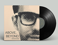 Above, Beyond - Album Art