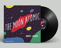 The Moon Atomic - Album Art