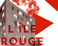 """""""Île Rouge"""" House of Architecture - Nantes"""