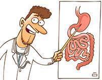 Abdominal doctors