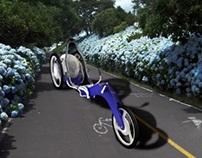 LUMO - Triciclo pessoal