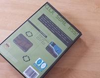 Sega Genesis cartridge packaging