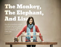 The Monkey & The Elephant Cafe