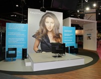 Kera Straight - Bespoke Exhibition Stand
