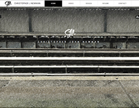 Portfolio Website - www.christopherjnewman.com