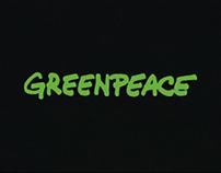 Greenpeace International Social Campaign