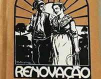 """Editorial about """"Renovação"""" 1926 Magazine"""