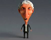Pékerman, Low Poly