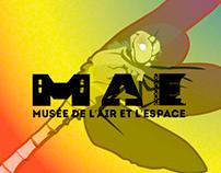 Musée de l'Air et de l'Espace - Affiches