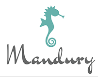 Logos: Case 03 - Mandury Project