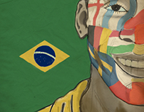 Soccer World Cup Poster Design