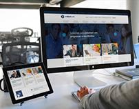 Site institucional responsivo
