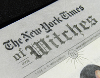 The New York Times of Witches