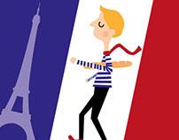 Stéréotypes des voyageurs / Site web