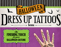 Dress Up Tattoos