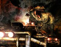 Jurassic Park // FAKES