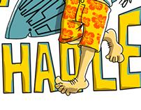 Aloha Haole Caution