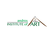 andres Institute of Art - Rebranding