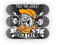 duck crew skate