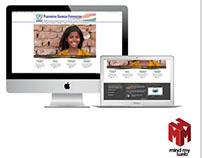 Parivartan Sandesh Foundation Website Design
