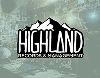 Highland // Branding