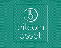 logo for bitcoin asset