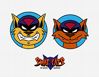 SWAT Kats - Illustration