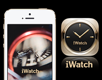 Branding Watch News App
