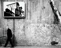 Scenes: Istanbul B&W