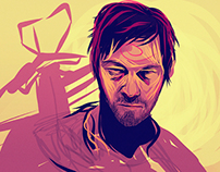 Walking Dead - Daryl