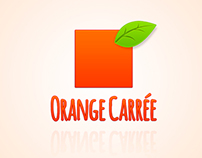 Logo | Orange Carrée
