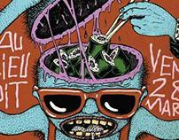Brain Sushi + Projet Newton 28/03/2014
