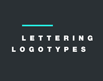Lettering Logotypes Vol. 01