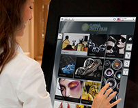 Retail Application design for NCR SelfServ 85 - 2013