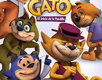 Movie Art Direction - Don Gato, El Inicio