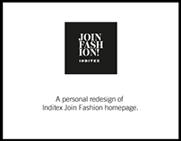 Redesign Inditex Join Fashion