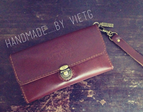 Leather handmade