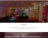 Tag 9 Web site template design
