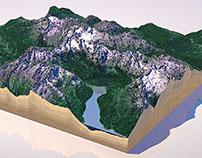 Geodaten - DEM-PlugIn