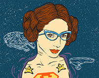 Super Geek Girl